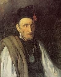 Le fou monomane du Commandement, 1822